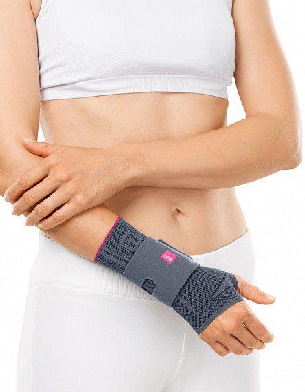 Купить Бандаж на лучезапястный сустав Manumed active Правая 641 Medi размер 3