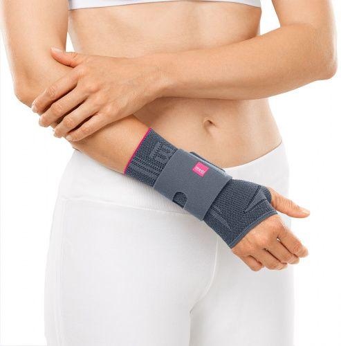 Купить Бандаж на лучезапястный сустав Manumed active Левая 643 Medi размер 3