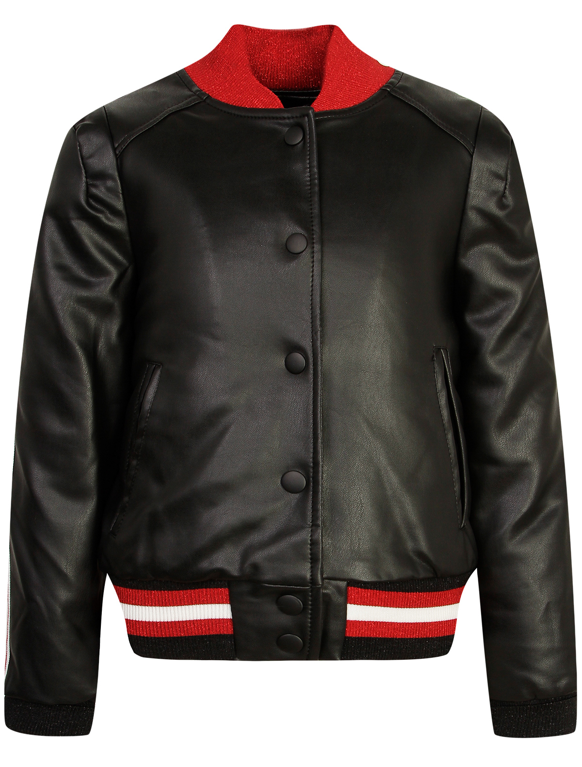 Купить Куртка Fun & Fun для девочек JJK0678 черный 164,