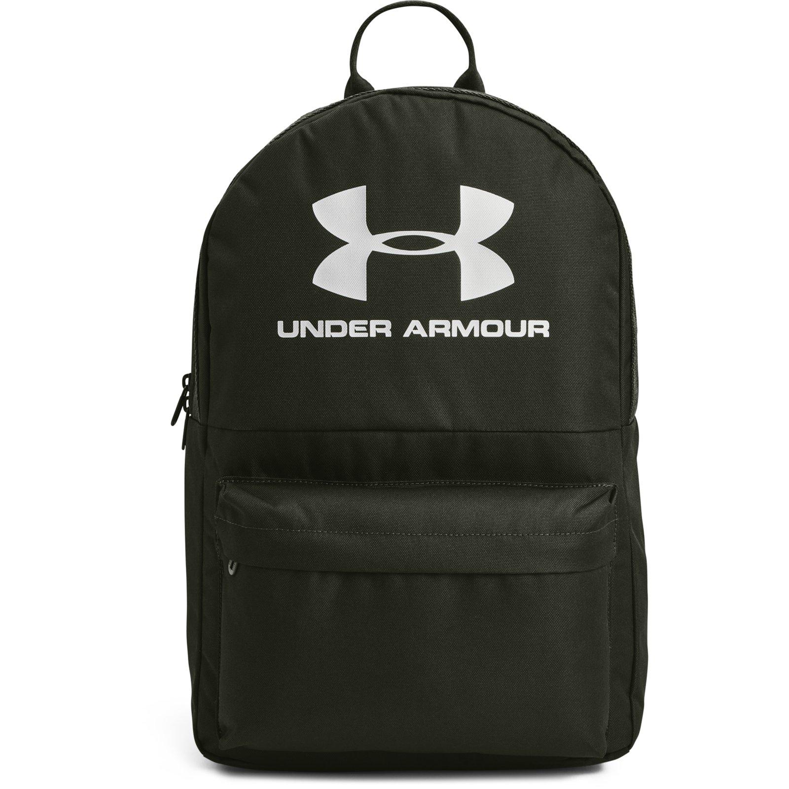 Рюкзак унисекс Under Armour Loudon Backpack зеленый