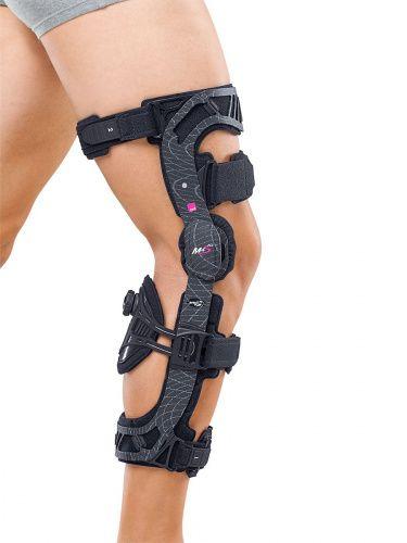 Купить Ортез коленный M.4s PCL Dynamic жесткий регул. с шарнирами. Правый G031D-3 Medi р. XXL