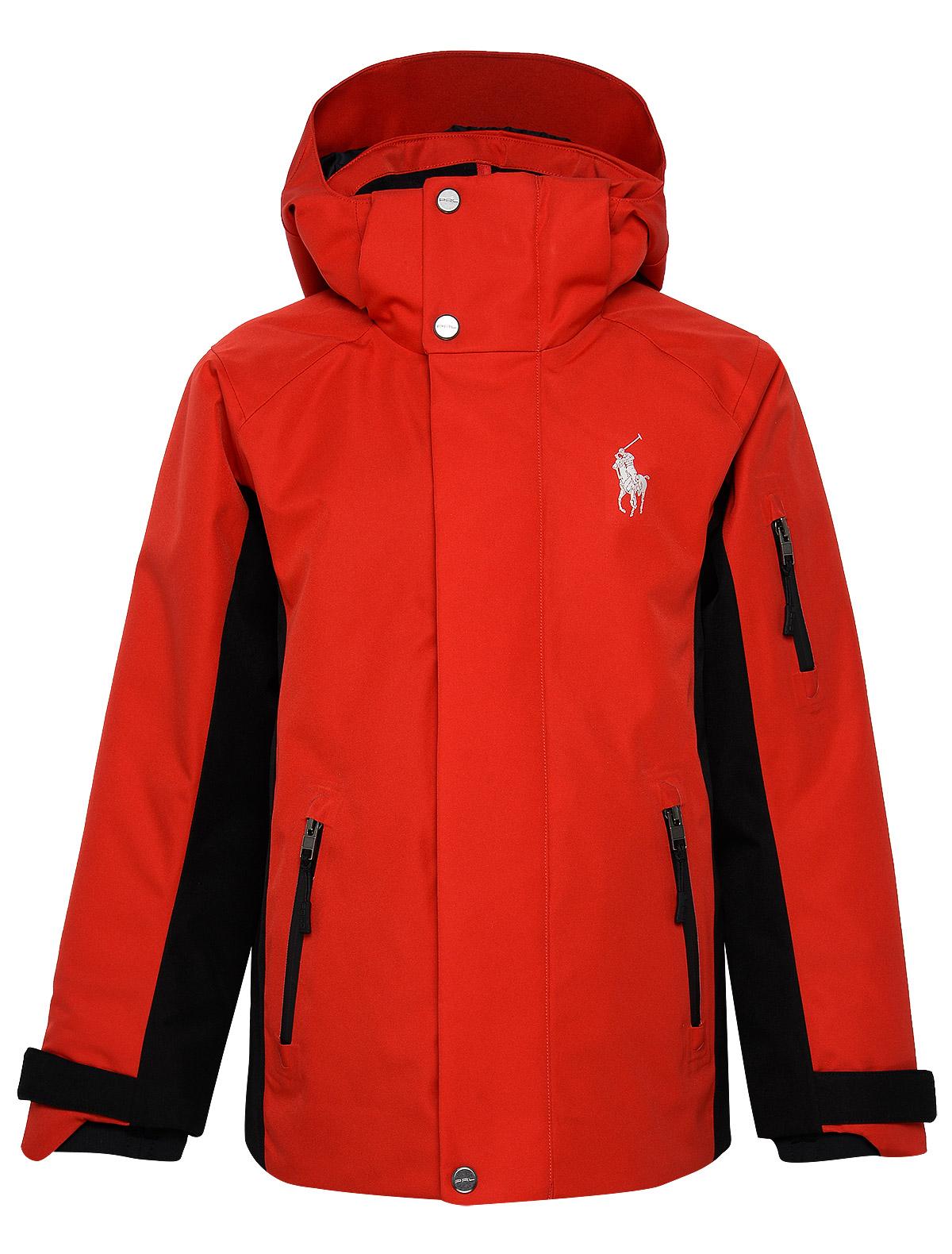 Купить Куртка Polo Ralph Lauren для мальчиков 323672453001 (POLO BLACK) двухцветный 128,