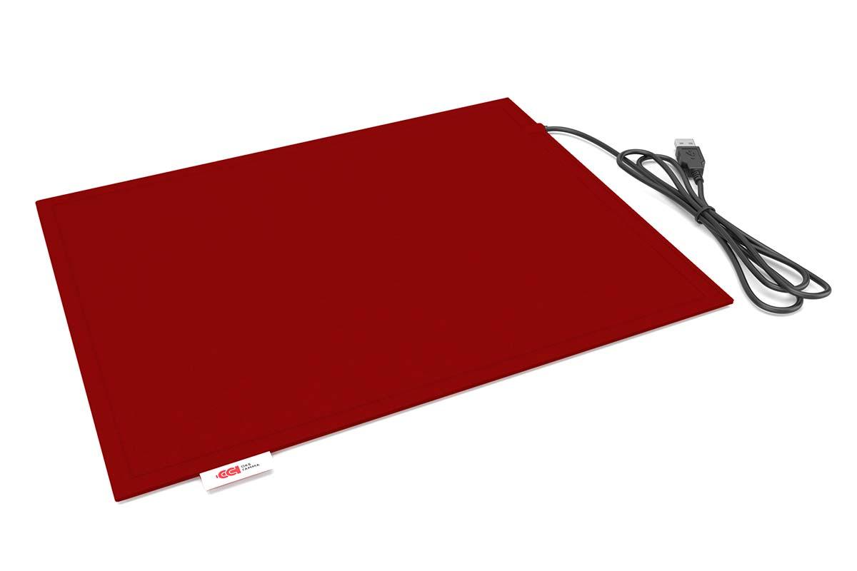 Коврик туристический Lappo с подогревом USB, 32х26