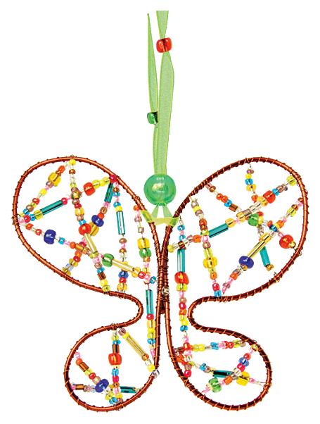 Купить Набор для изготовления фигурки Бабочка , Clever,