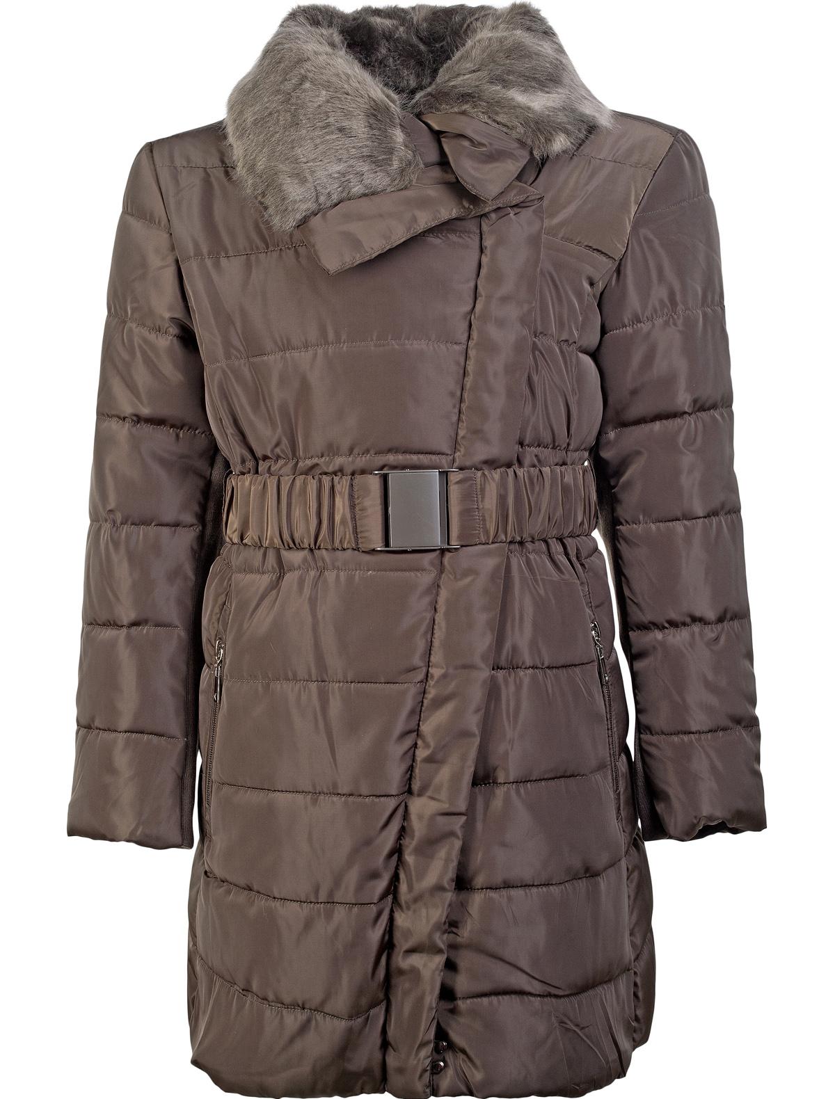 Купить Пальто SILVIAN HEACH Kids для девочек MDJI6128PI PE (016) хаки 140,