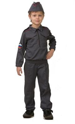 Карнавальный костюм Полицейский, размер 158-80, Батик,  - купить со скидкой
