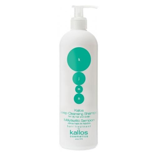 Купить Глубоко очищающий шампунь KALLOS KJMN SHAMPOO. DEEP-CLEANSING SHAMPOO 500 мл, Kallos Cosmetics