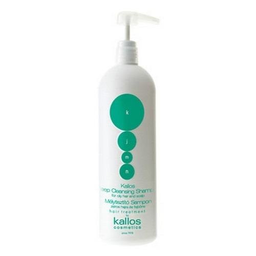 Купить Глубоко очищающий шампунь KALLOS KJMN SHAMPOO. DEEP-CLEANSING SHAMPOO 1000 мл, Kallos Cosmetics