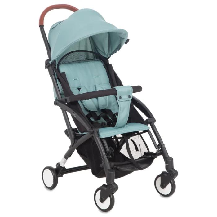 Купить Прогулочная коляска McCan Yoko, цвет: аква,