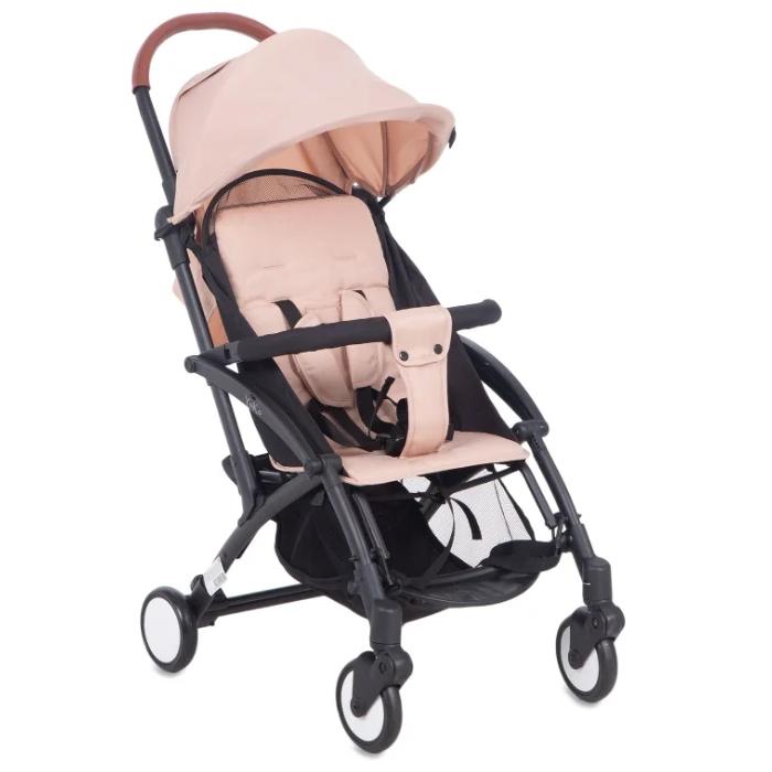 Купить Прогулочная коляска McCan Yoko, цвет: бежевый,