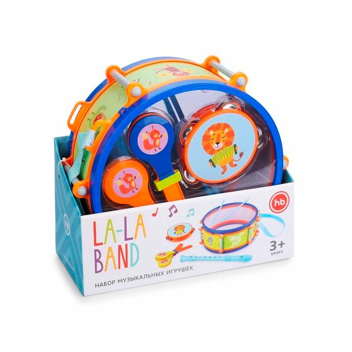 Набор музыкальных игрушек Happy Baby LA