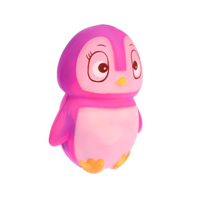 Сквиш хамелеон Пингвиненок