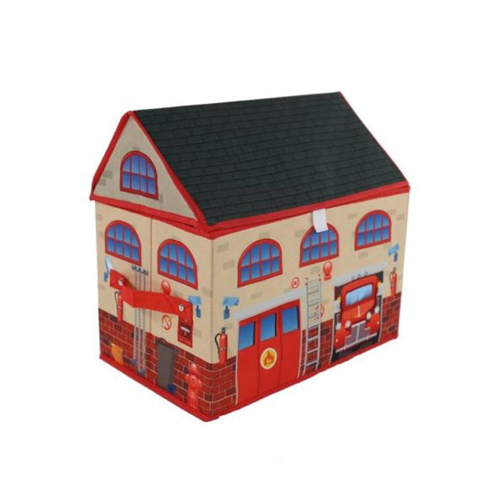 Корзина для игрушек Пожарная