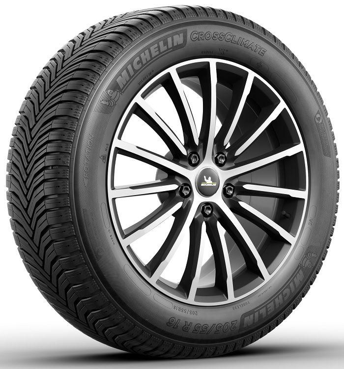 Шины Michelin CROSSCLIMATE+ 185/65R14 90 H