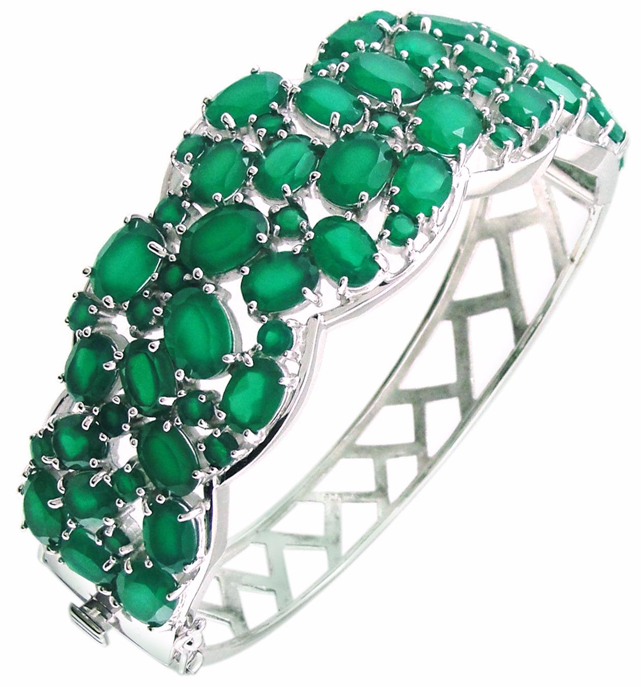 Браслет из серебра с агатом Balex Jewellery 7405937311
