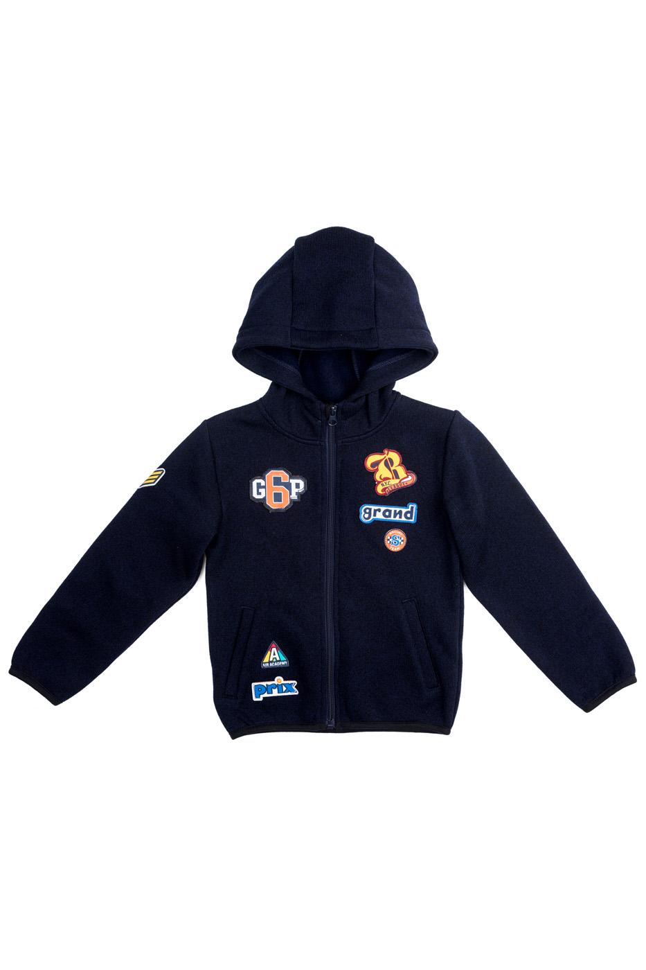 Куртка детская PlayToday, цв. синий, р-р 128 Play Today 371068
