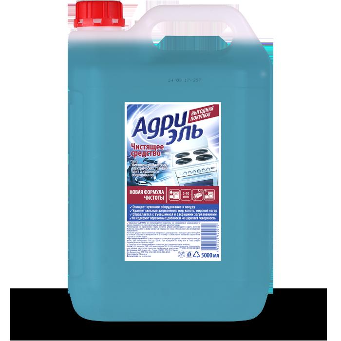 Чистящее средство Адриэль для плит 5 л
