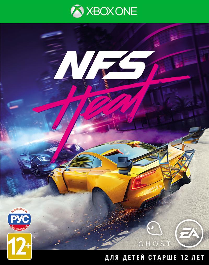Игра Need For Speed: Heat (Нет пленки на коробке) для Xbox One EA