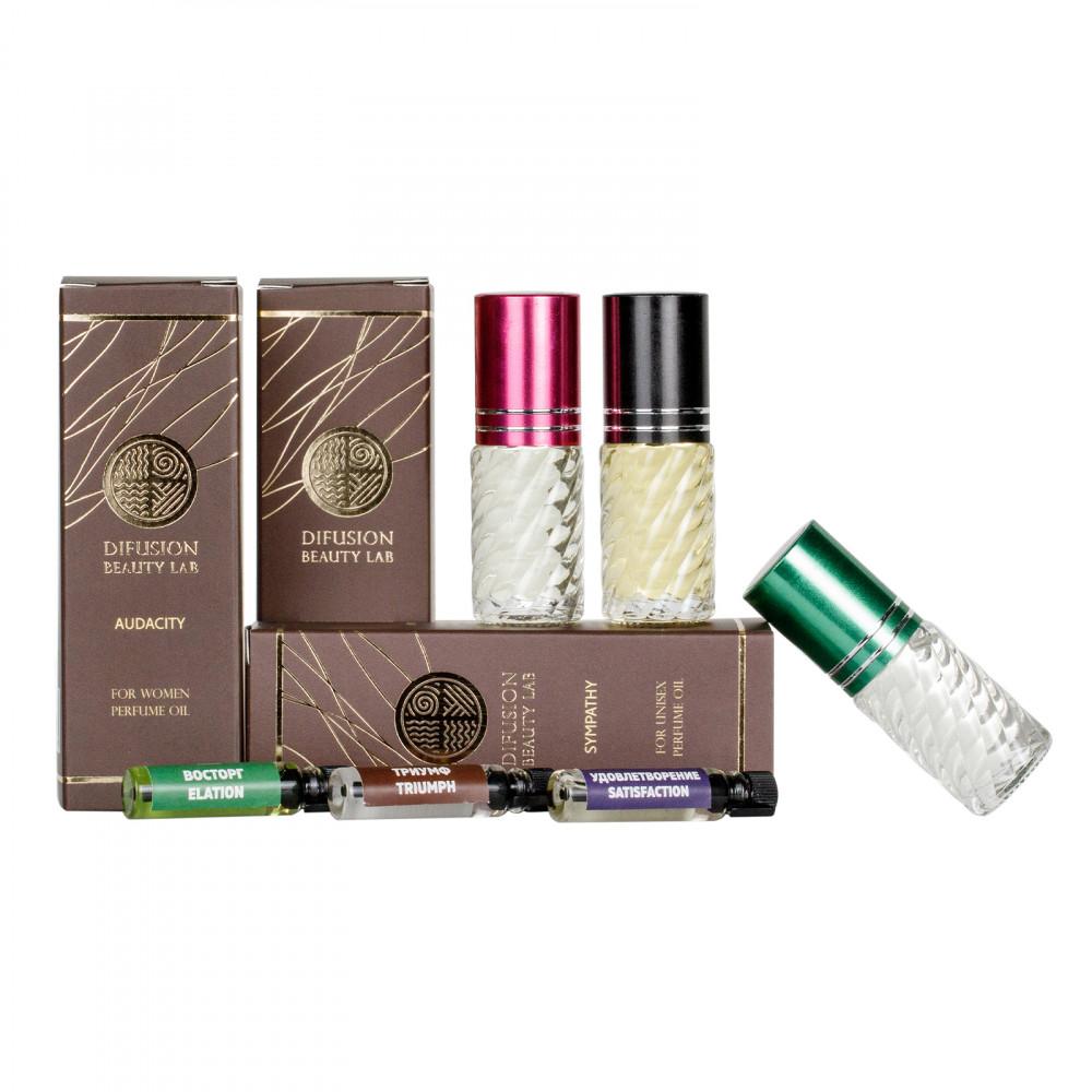 Парфюмерный набор масляных духов Difusion Beauty Lab,