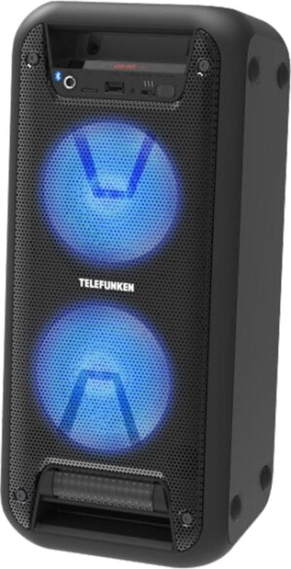 Музыкальный центр Telefunken TF PS2206 Black