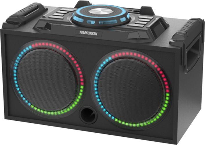 Музыкальный центр Telefunken TF PS2208 Black