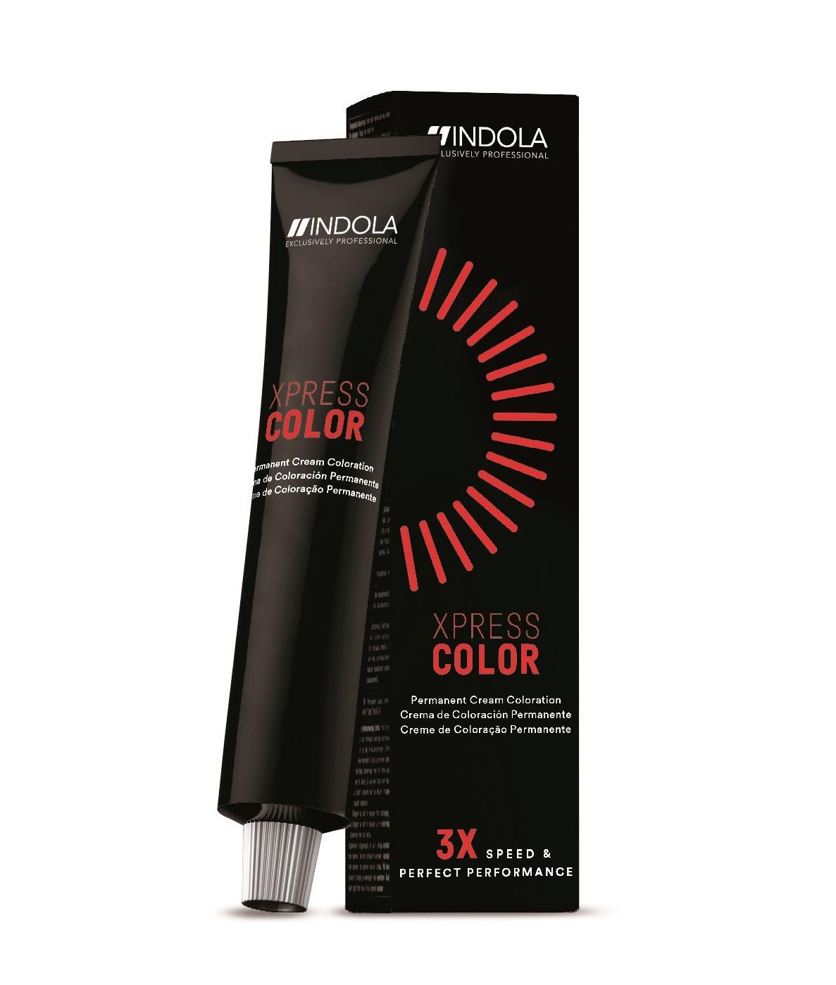 Купить Крем-краска для волос Indola, 5.00 светлый коричневый интенсивный натуральный 60 мл
