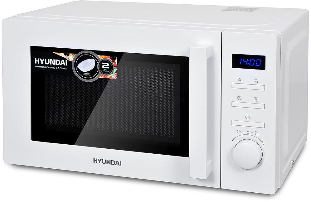 Микроволновая печь HYUNDAI HYM M2060 White