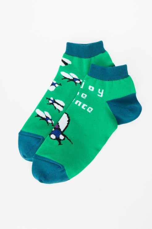 Носки женские big bang socks a1422 зеленые 35-39