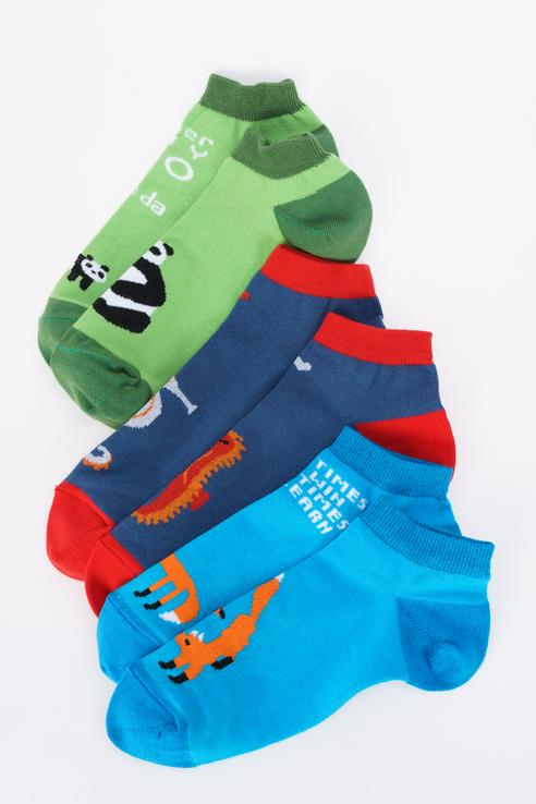 Набор носков женских big bang socks box3a1122 разноцветных 35-39