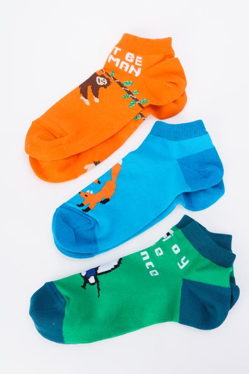 Набор носков женских big bang socks box3a1222 разноцветных 35-39