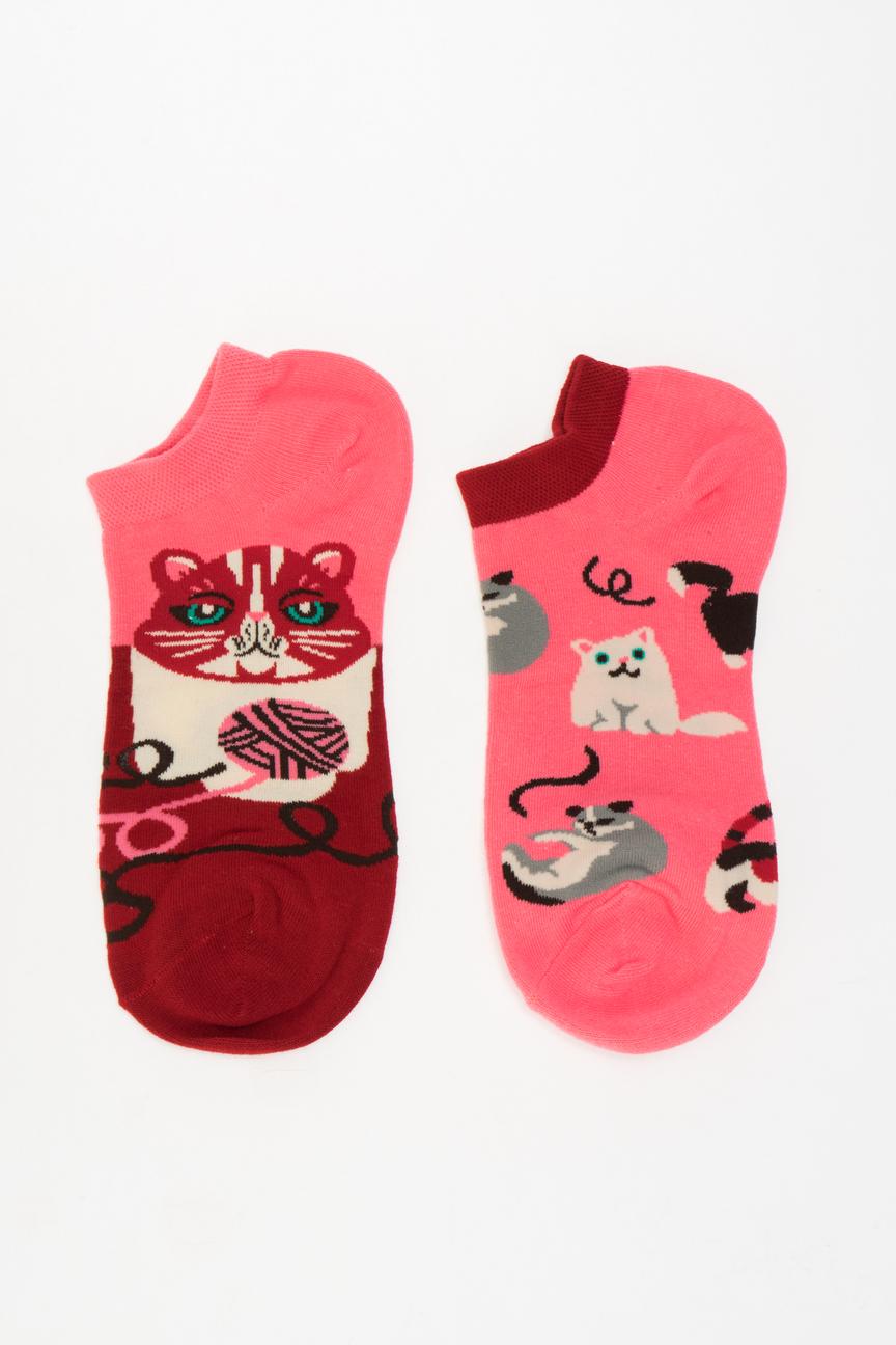 Носки женские Kawaii Factory KW009-000757 розовые 38-42