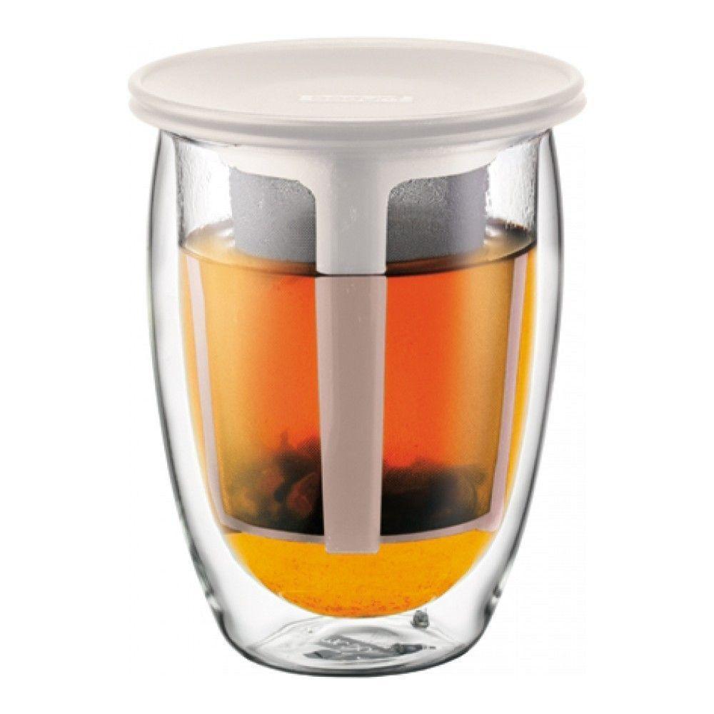 Термобокал с фильтром Bodum Tea For One,