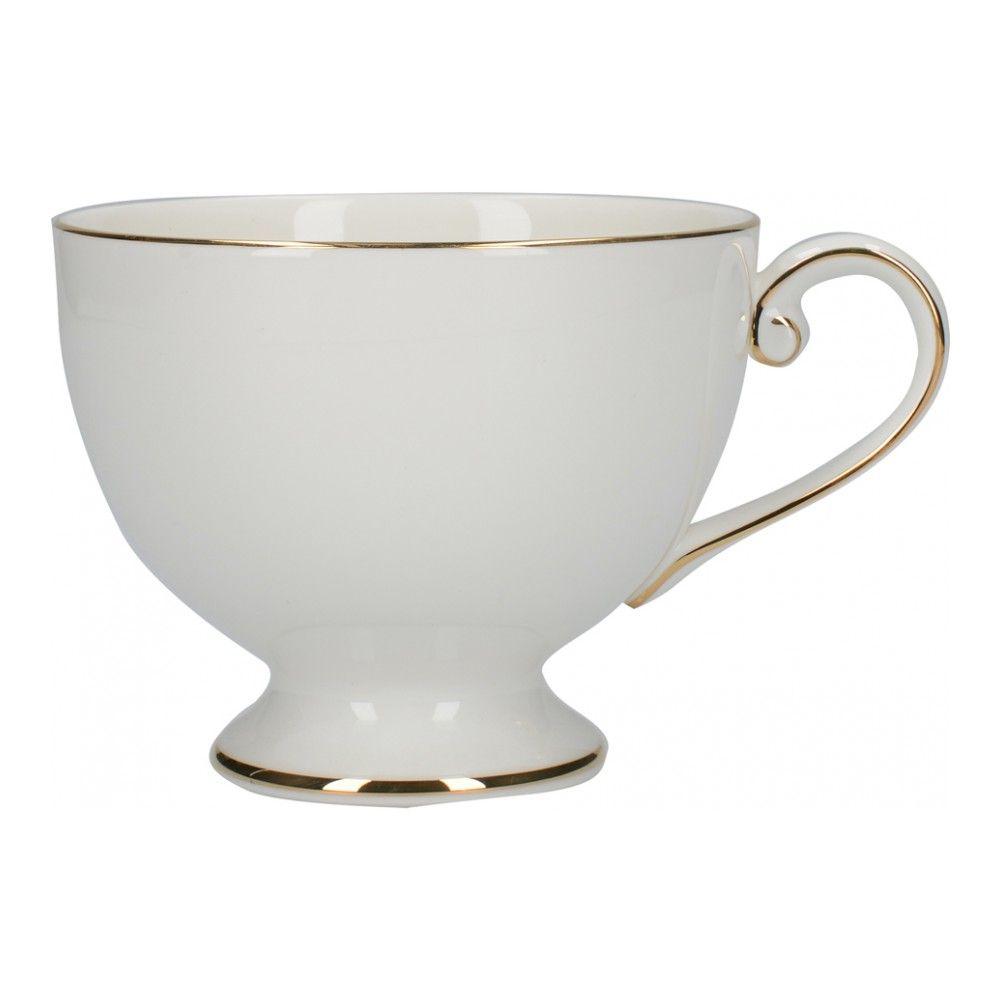Чашка Kitchen Craft Mikasa Cameo Gold, 0,26л,