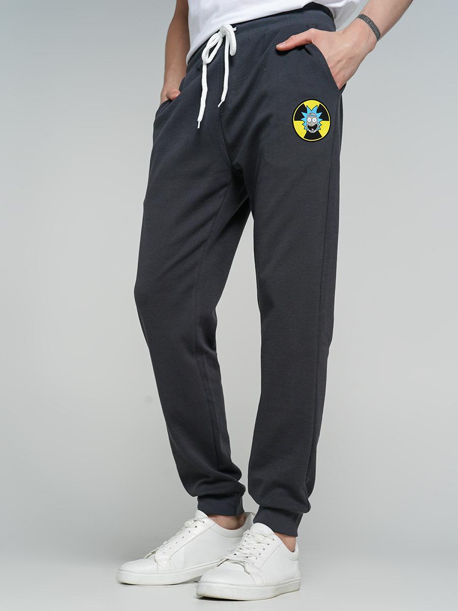 Спортивные брюки мужские ТВОЕ 72295 серые XXL