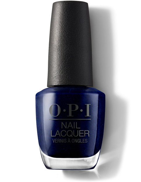 Купить Лак для ногтей OPI Nail Lacquer Yoga-Ta Get This Blue, 15 мл