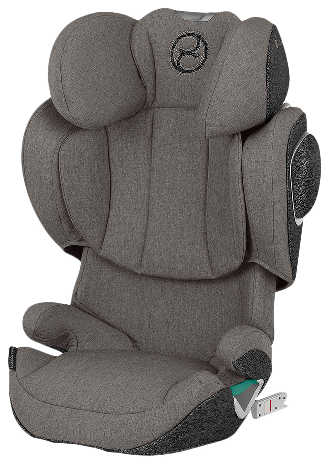 Купить Автокресло 2/3 Cybex Solution Z i-Fix Plus Soho Grey,