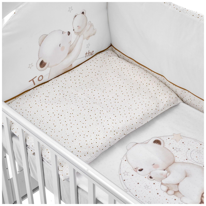 Комплект постельного белья Sofija SWEET DREAMS 3 предмета