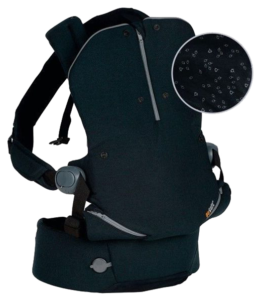 Рюкзак переноска BeSafe Haven Night Premium Leaf