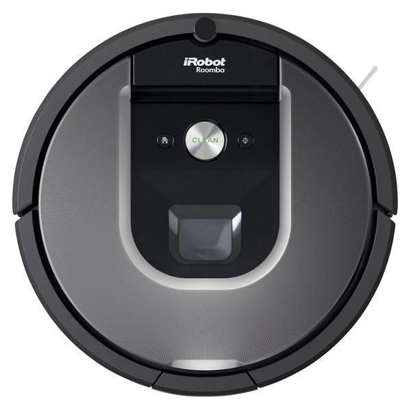Робот пылесос iRobot Roomba  960 Brown