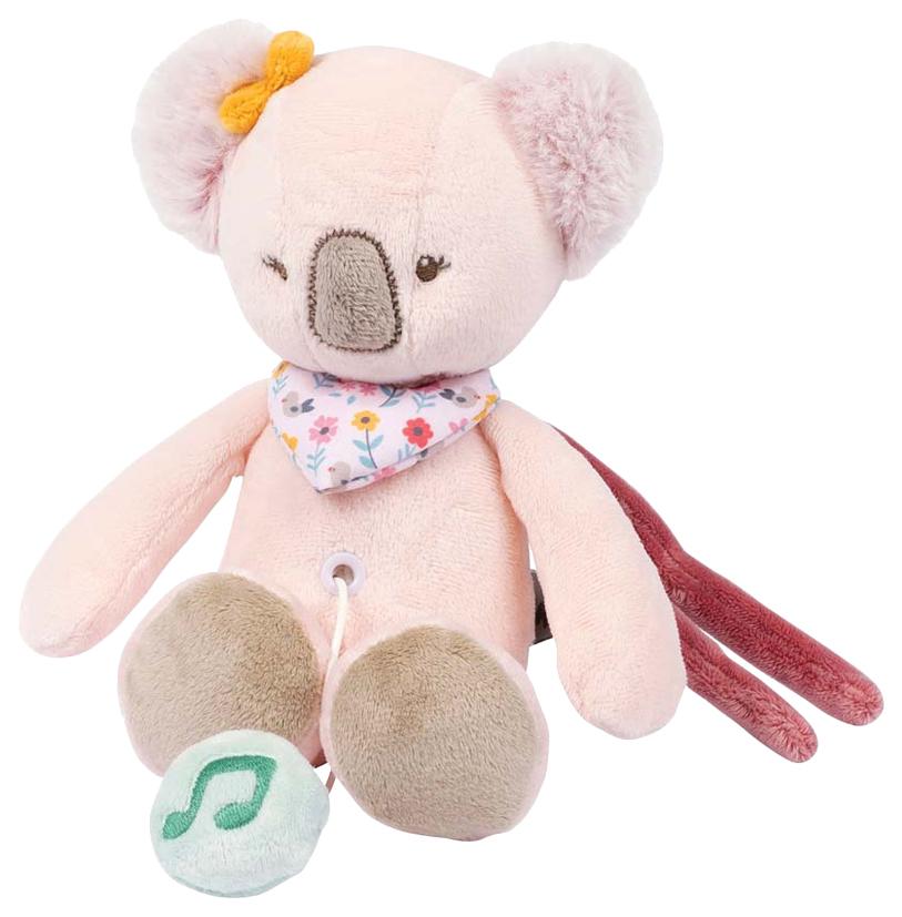 Купить Игрушка мягкая музыкальная Nattou Musical Soft toy MINI Iris & Lali Коала,