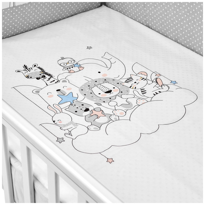 Комплект постельного белья Sofija HAPPY FRIENDS 3 предмета