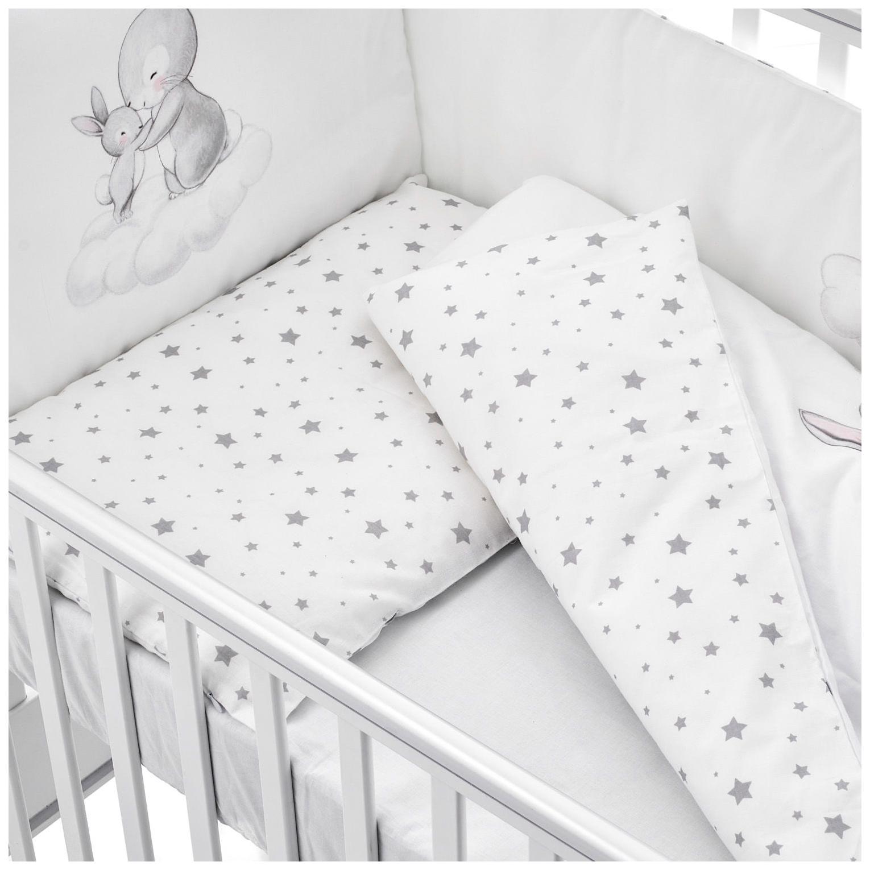 Комплект постельного белья Sofija LOVELY RABBITS 3 предмета