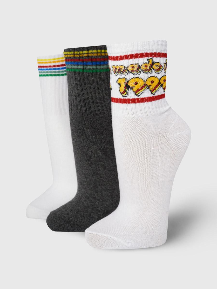 Набор носков женский ТВОЕ A8038 разноцветный 35-41