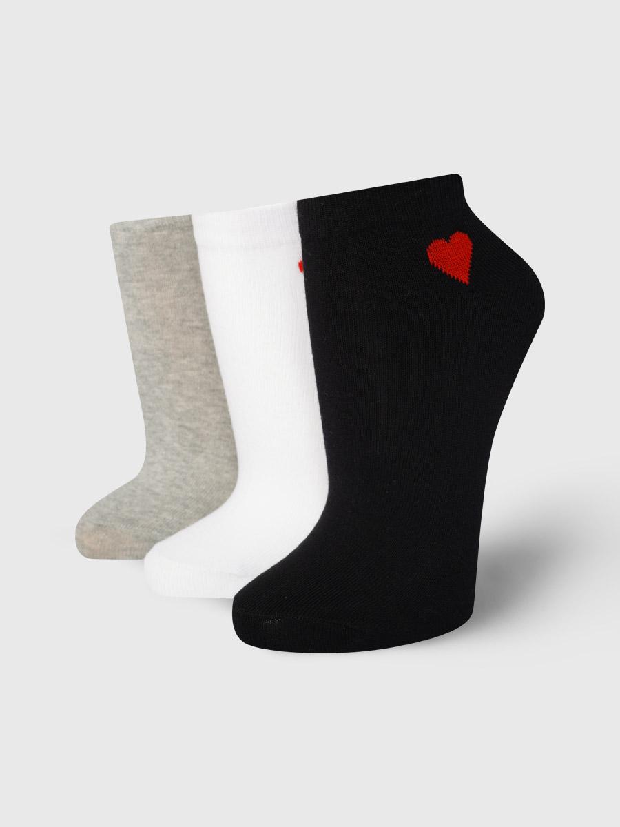 Набор носков женский ТВОЕ A8044 разноцветный 35-41