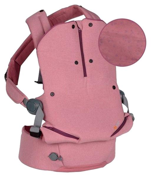 Рюкзак переноска BeSafe Haven Haze Premium Leaf