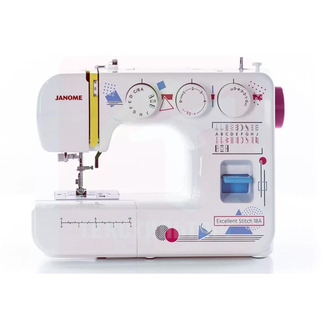 Швейная машина Janome Excellent Stitch 18A White