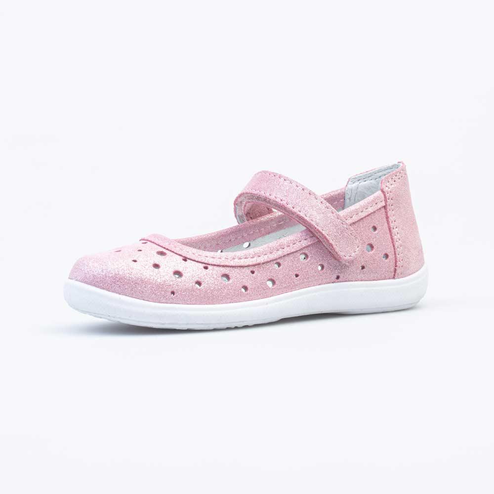 Купить Туфли для девочек Котофей 332135-26, р. 25,