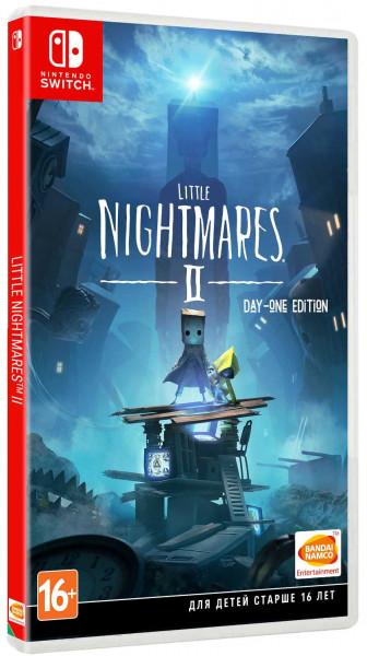 Игра Little Nightmares II. Издание 1