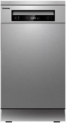 Посудомоечная машина Toshiba DW 10F1(S) RU Silver