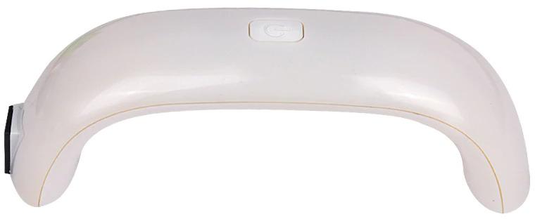 Купить Лампа для сушки ногтей LED ультрафиолетовая HRS A08 (Белый), Лампа для сушки ногтей LED ультрафиолетовая HRS A08 (Черный)